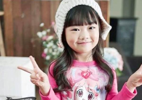 韓7歲蘿莉舞藝力壓女團!網友:整個世界都萌化了