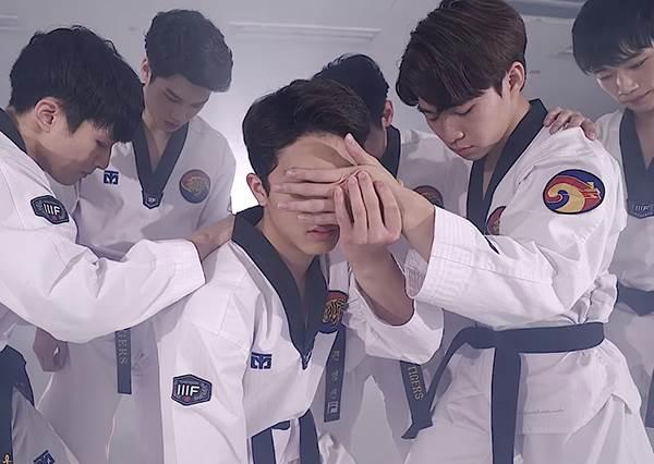 史上最強BTS舞蹈COVER <血汗淚>跆拳道版帥炸