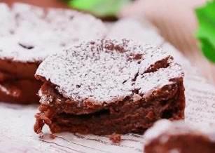 只要攪拌就能完成?超簡單巧克力杯子蛋糕