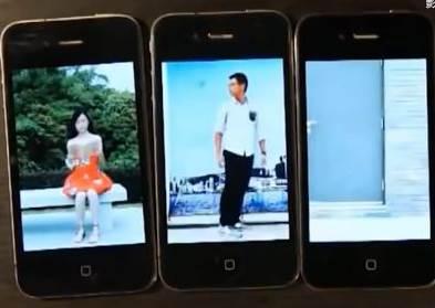 男生用創意奪得芳心!手機婚禮影片閃爆網友