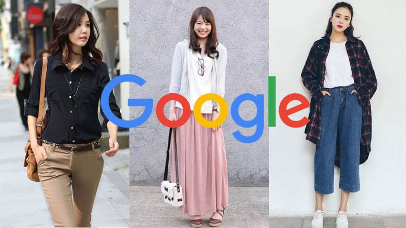 服裝搭配不會搭?Google再進化,成為你的時尚穿衣顧問