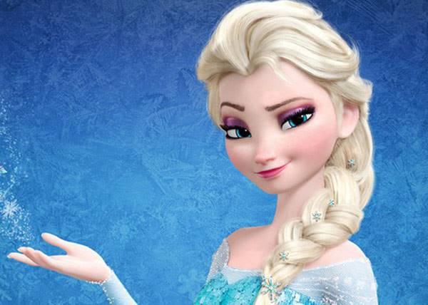 來看Elsa魔髮師,如何魔幻改變中長髮的馬尾變化!!