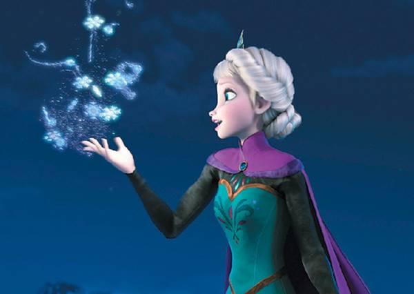 ELSA魔髮師又來啦~這次將魔幻改變中長髮的小丸子頭!!
