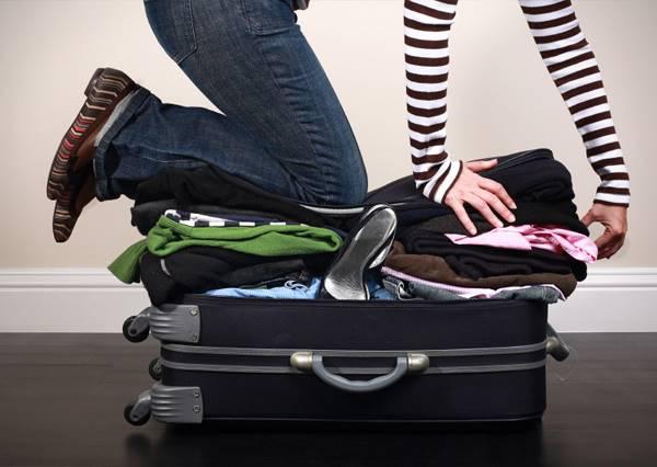 看過這個超強收納術後,再也不會覺得行李箱太小了!