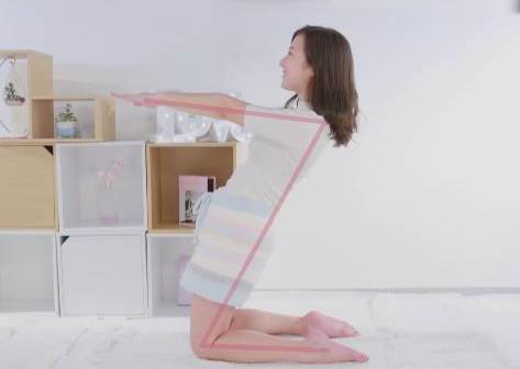 雙腿看起來又矮又短?消除膝上贅肉必練3動作