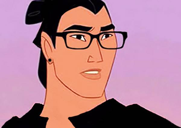 先生你哪位?!迪士尼男角各個都是潛力股,戴上眼鏡一秒變潮男