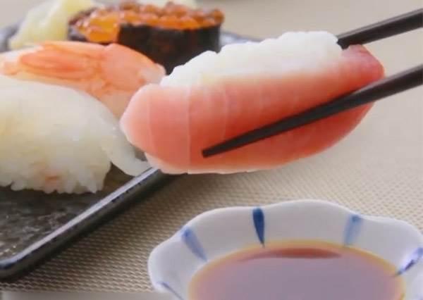 芥末拌進醬油很NG! 4個壽司正確吃法知道嗎?