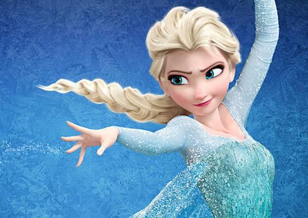 愛紗Elsa魔髮師 媽咪的大絕招!Elsa公主髮型術大公開!