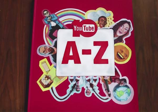 YouTube十週年,這些A-Z你看過哪些?