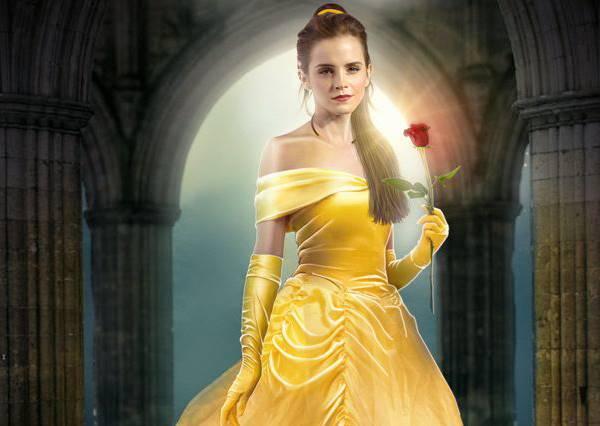 艾瑪華森出演《美女與野獸》除了經典黃禮服,她還要粉絲期待…