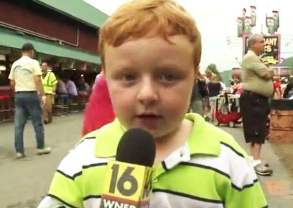 6歲小弟靠一句口頭禪變名人,聽完超Q專訪你也會忍不住學他說...
