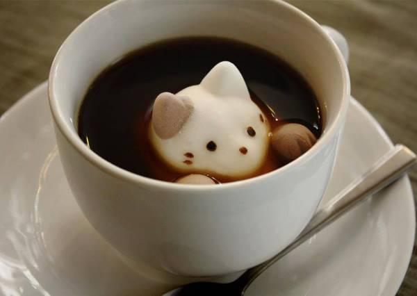 超療癒!這樣的咖啡要我喝一千杯都沒問題!