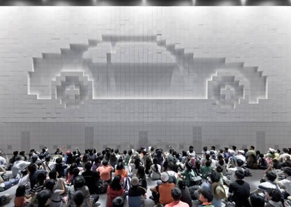 未來3D電影變這樣?動起來的立體螢幕讓眾人歡呼聲連連