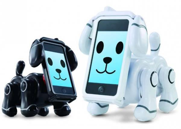 如果所有狗狗會做的事都變成四角機器人,你還愛的下去嗎?