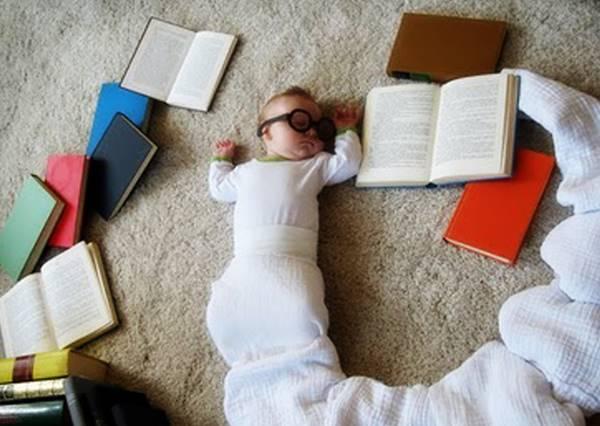 這個小baby的特殊哭點,讓人永遠捨不得說「The End!」