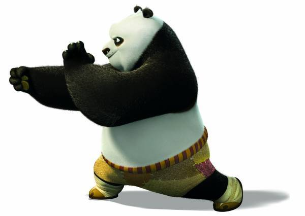 禮拜一是什麼能吃嗎?這隻功夫熊貓寫實表現Blue Monday有多憂鬱!