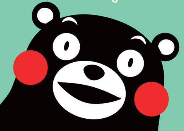 驚!惡作劇過頭 熊本熊的腮紅居然不見了?