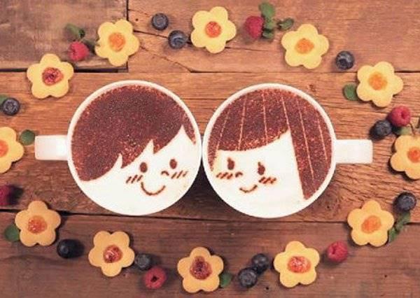 不只是喝咖啡!原來還能用1000杯拿鐵泡製出一段最暖心的戀愛故事