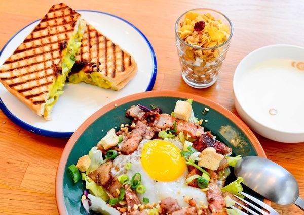 早餐控絕不能錯過!食客特別推薦之全台五家極美味早餐