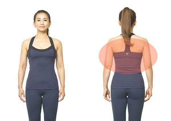 躺著就可以按摩到?!常用電腦族必學「背部按摩」,展開那一瞬間真的超舒服!