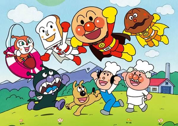 麵包超人一開始只是普通的人類!?日本公開麵包超人出生趣聞,你一定也不知道