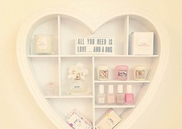 甜美少女風格,讓房間看起來【更可愛】的4個技巧
