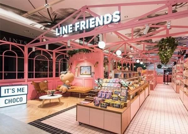 【熊大妹妹CHOCO飛來台灣開咖啡店囉 ! 】隨時想少女心爆發就去找熊大妹妹就對了