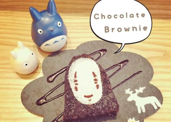 龍貓布丁怎麼捨得吃?在台灣就能吃到4家「宮崎駿甜點」,尤其無臉男巧克力太犯規了!