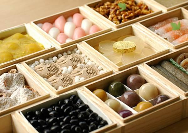 日本人過年一定會吃這7種「祝賀甜點」!每一種都像驚喜包,也太精緻了