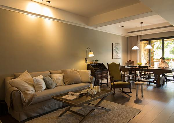 成套沙發不適合每個家?!小房最常有的QA:你家真的需要客廳嗎?