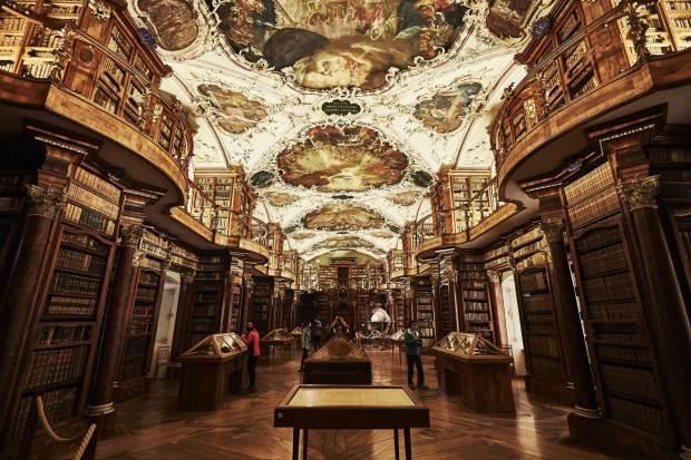 超夢幻圖書館 內有木乃伊