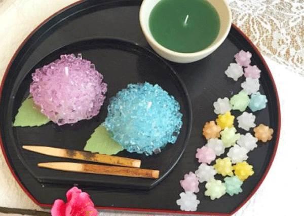 邊燒邊有甜甜圈的味道?!日本超夢幻甜點系蠟燭,連蓬鬆綿密的鬆餅也做得出來