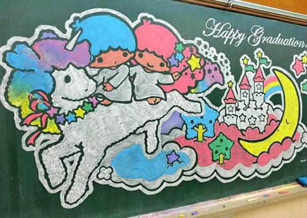請開班授課吧,老師!日本超狂美術老師,就連宮崎駿《龍貓》這個場景都神還原了...