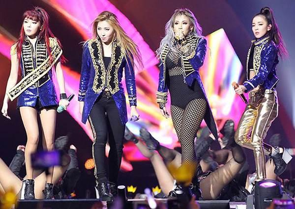 這次真的要解散了!2NE1四缺一推告別作《GOOD BYE》跟粉絲說再見