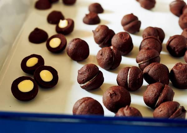 巧克力夾心餅乾美味秘訣,東京職人親授只要加入最重要的這1步驟就OK!