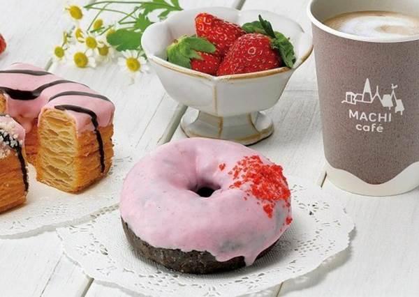 春天搶先看~粉紅色的可愛,便利商店草莓甜品,新商品4精選