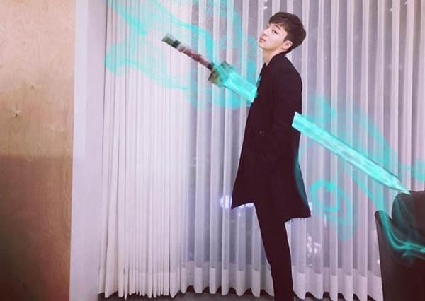 你也P上「國民水劍」了嗎?韓國超夯水劍照特搜,人人都能當鬼怪孔劉!