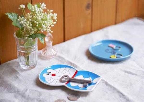 【哆啦A夢魅力真的歷久不衰 ! 日本郵局網路商城推出《哆啦A夢餐具組》】超級可愛的啦 ! 又要破財惹~