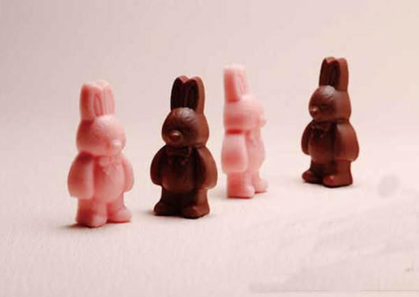 今年就用這包「草莓心」來當禮物吧❤嚴選6款情人節甜點推薦:兔子巧克力太萌了啦