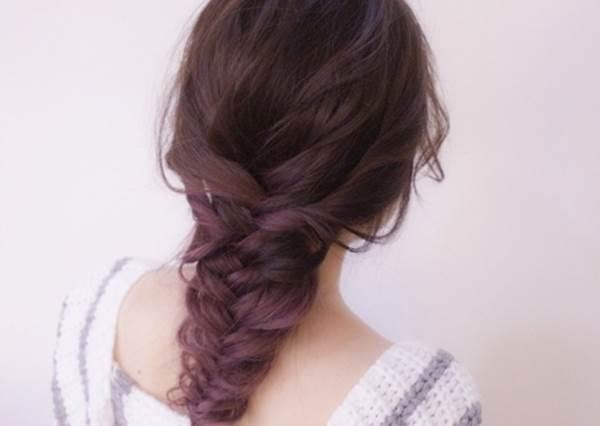 大膽玩「髮・色」~又神秘又美麗的【霧面染髮】