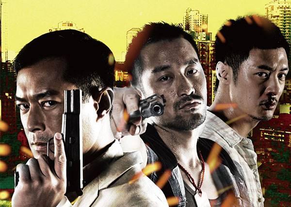 波麗士大人變偷心賊!電影中的5位跨國帥哥警察,將要緝拿你的心歸案
