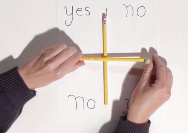 你今天「Charlie Charlie Challenge」了嗎?風靡全球的鉛筆降靈術等你來挑戰