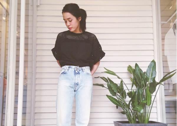 每天穿牛仔褲卻被說俗?教你基本款牛仔褲穿出日系時尚感,活用度超高!