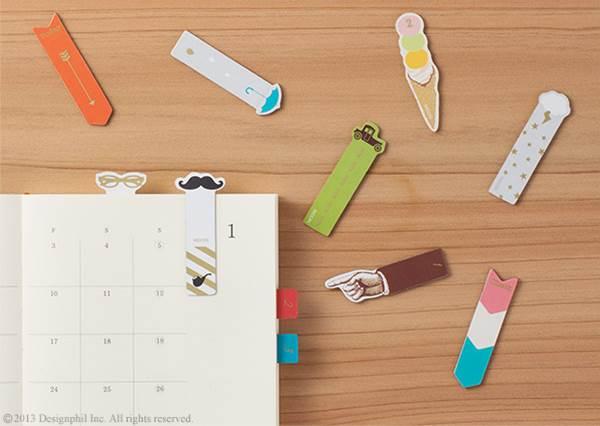 難用的手帳大變身☆用方便聰明的文具來可愛的管理