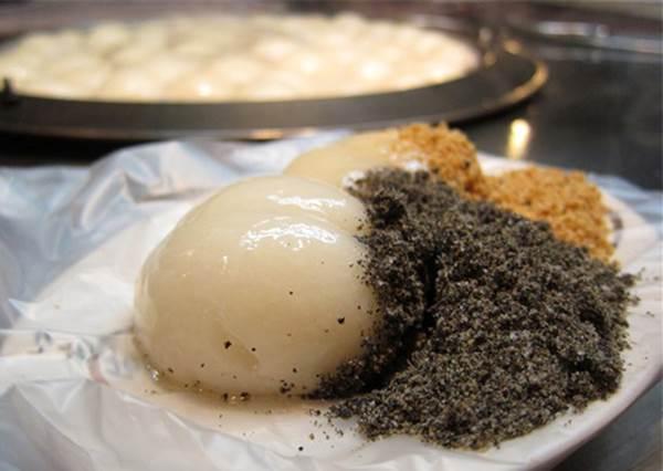 【台北5大必吃古早味燒麻糬老店】嘴饞的時候就是要吃又燒又Q的麻糬啊!
