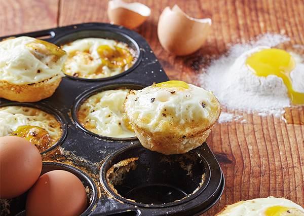 回台灣後依然想再吃?破解「雞蛋麵包」金黃酥脆又香噴噴的祕訣,讓你在家也能自己DIY