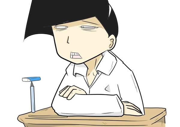 """到底是哪個天才老師發明""""按照分數發考卷""""的方式?7件關於考試你一定也有感的那些事"""