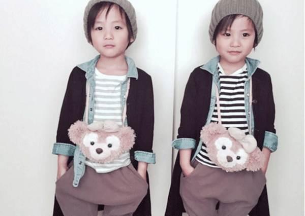 看10秒就覺得戀愛了!日本超有型雙胞胎小正太穿搭照,傑尼斯經紀人快簽下來吧?
