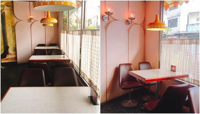 復古小鐵盤、超人氣草莓天堂路、就像來到日本昭和時代!位在台南的Kadoya喫茶店絕對讓人想一訪再訪