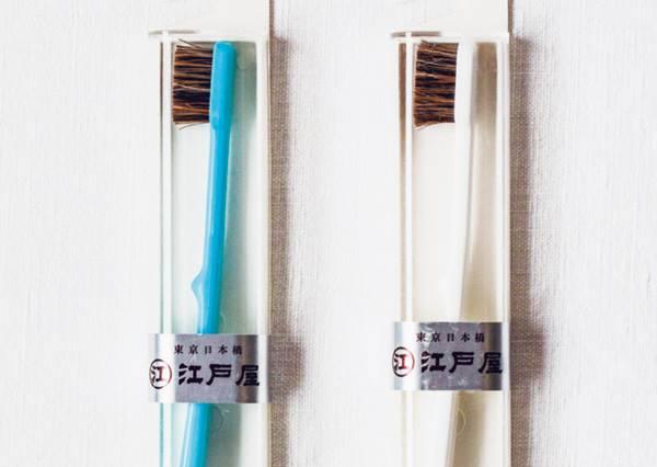 用這個動物毛做成的牙刷,讓人一刷難忘想戒超難!日本淺草最佳伴手禮果然不是浪得虛名~